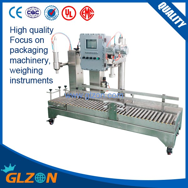 产品能够稳定的发展化工材料灌装机