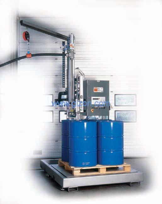 生产中有所体现 玻璃水灌装设备