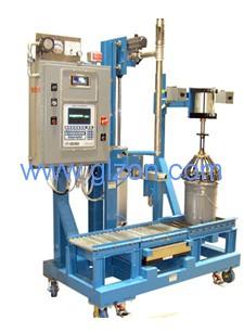 管理模式齿轮油机油灌装生产线